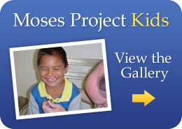Moses Project Kids - View the Gallery